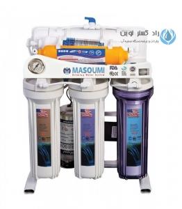 دستگاه تصفیه آب خانگی معصومی