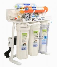 تصفیه آب خانگی 8 فیلتر اسمز معکوس قلیایی انرژی زا