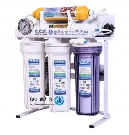 دستگاه تصفیه آب 8 مرحله ای قلیایی سی سی کا CCK_RO_ORP