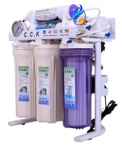 دستگاه تصفیه آب خانگی 7 مرحله ای قلیایی سی سی کا CCK-RO-ORP
