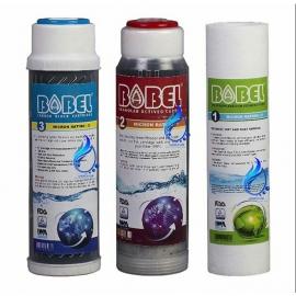 پک فیلترهای 1،2،3 تصفیه آب خانگی برند BABEL