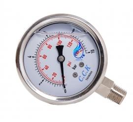 فروش گیج فشارسنج عقربه ای دستگاه تصفیه کننده آب خانگی سی سی کا مدل RO-R6